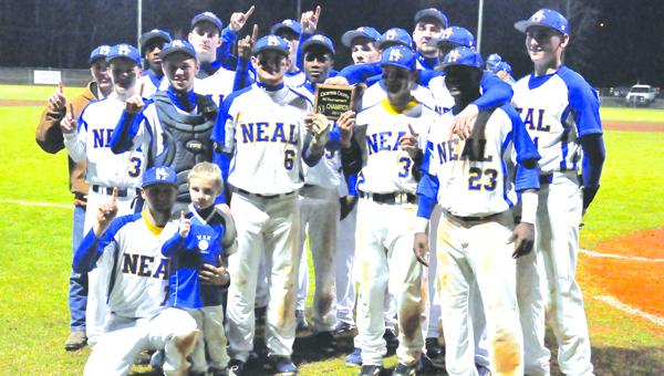 WSN baseball ECT champs