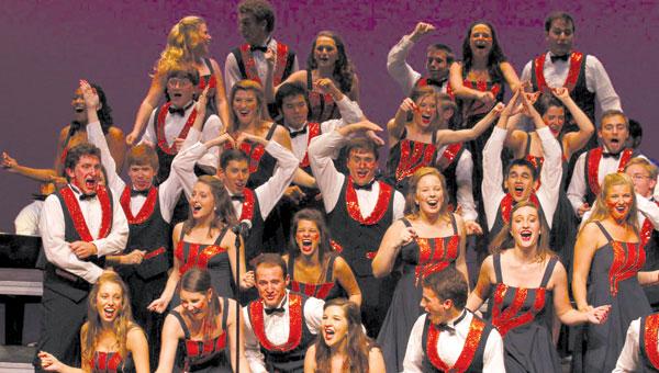 Auburn-Singers