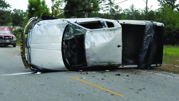 Appleton Road wreck Thursday morning