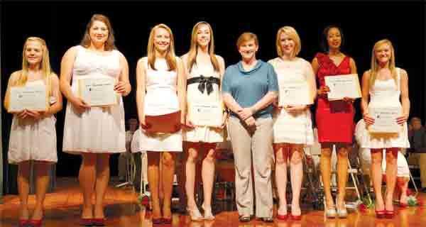 Flomaton High School scholarship honorees