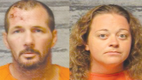 Earl Dickerson and Angela Robinson have been charged with murder after a wreck on Travis Road that killed Robinon's son, Nicholas.