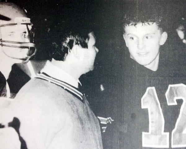 1994 quarterfinals, Jamie Riggs and Jason Madden