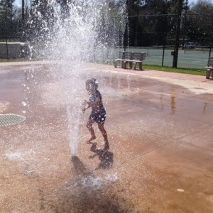 Amenities like the city's splash pad helped earn Brewton another Alabama Community of Excellence award.