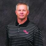 T.R. Miller head football coach Jamie Riggs.