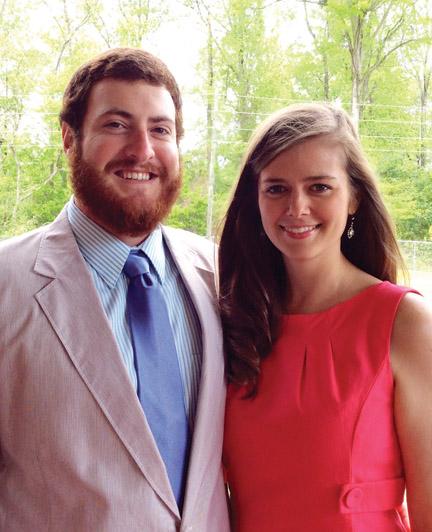 Rachel Rebecca Bostic and Joshua Dale O'Connor