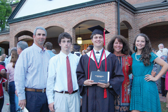 chandler brown family