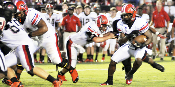 It was a win for TRM Friday night.