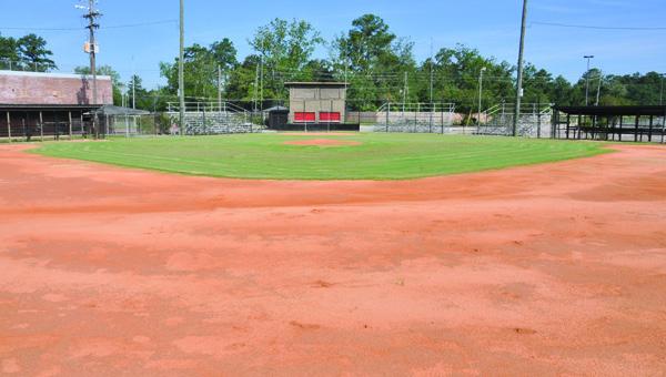 TRm baseball field