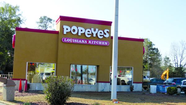 Popeye's building