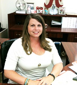 Chief Probate Clerk Natalie Rodgers looks to run for the top seat some day.