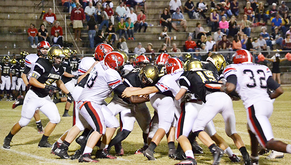 A host of TRM Tigers wrap up an Excel Panther Friday.