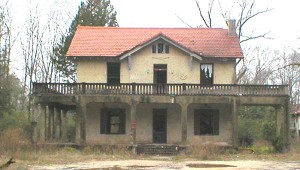 The house before the fire