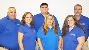 Courtesy photo The D.W. McMillan Home Medical Equipment team was recently recertified by Joint Commission. Pictured are Jonathan Bondurant, Emily Burnham, Dustin Boutwell, Alisa Hart, Denise Findley and Rusty Burnham. Not pictured is Garrett Robinson.