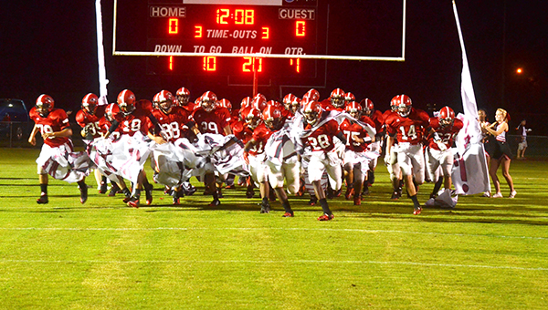 TRM will host Pike County in the second round of the playoffs.