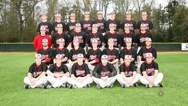 Courtesy photo The 2016 JDCC baseball team.