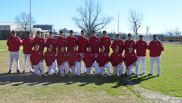 Corey Willams | The Brewton Standard The 2016 TRM baseball team