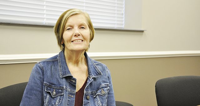 Lydia Grimes | The Brewton Standard Beverly Haveard will be retiring from T.R. Miller High School after 34 years of teaching.