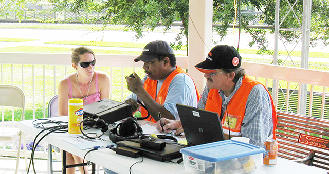 Courtesy photo The Brewton Amateur Radio Union members are pictured at last year's event.