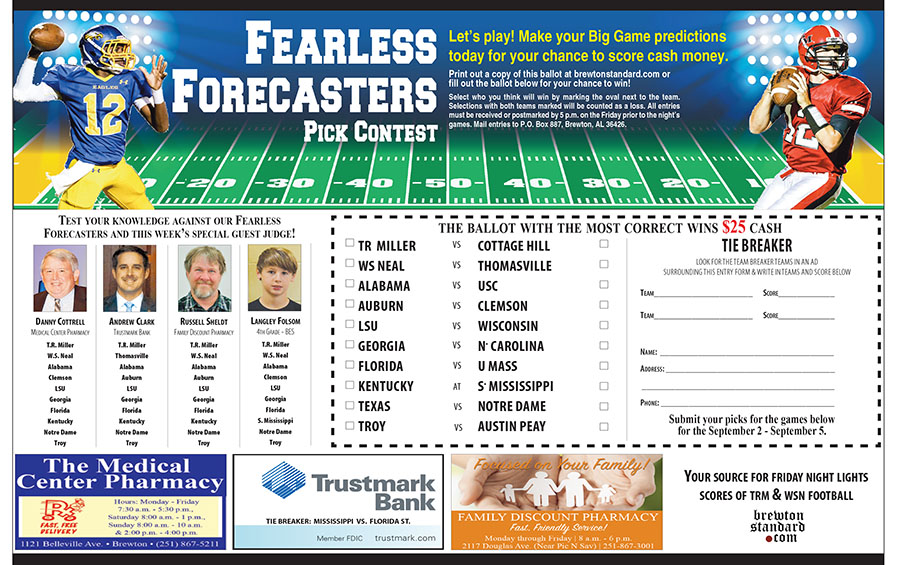 fearless forecasters, web
