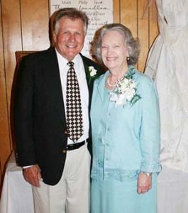 Courtesy photo Buddy and Vicki Lowery celebrated 50 years on Sept. 17.