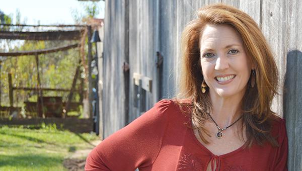 Stephanie Nelson | The Brewton Standard Brewton native Dana Lowery Bratten will soon offer a unique event venue – La Rae.
