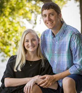 Laurel Bailey and Joshua Daniel Sawyer