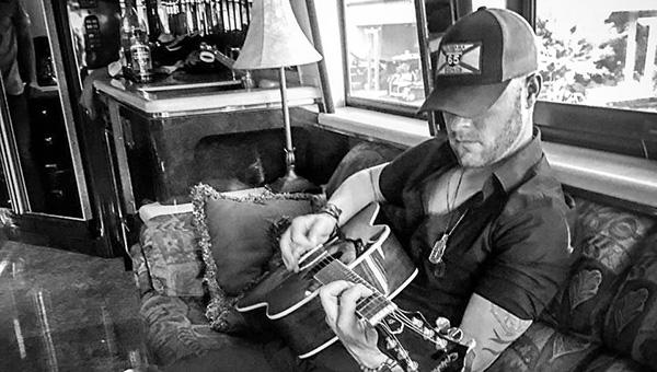 "Muscle Shoals artist Brandon Henson will headline the April 8 ""Kick It at the Creek"" event."