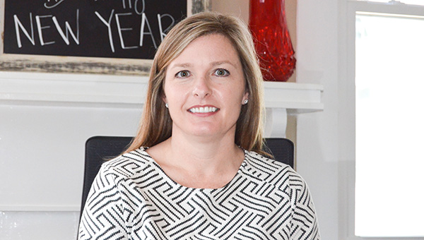 Lydia Grimes | The Brewton Standard Wendy Folmar operates one of the local State Farm branches and serves as a Chamber director.