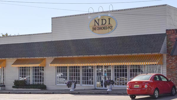 File photo The former NDI Cracked Pot site will be the new Chamber of Commerce.